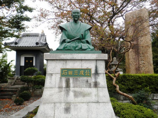 birthplace_of_ishida_mitsunari
